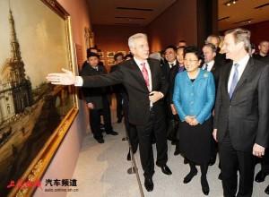 Deutschlands großer Aprilscherz – Ausstellung zur Kunst der Aufklärung in China