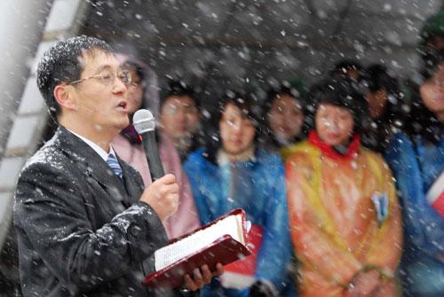 Jasmin-Revolution unterm Kreuz? – Christenverfolgungen in China