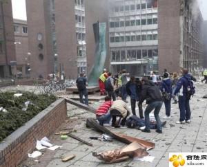 Chinas Netizens diskutieren rechtsextremen Terror in Norwegen
