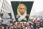 Parlamentswahlen provozieren Massenproteste in Russland