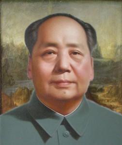 Chinas Bild Mao Zedongs - _22Die Mona Lisa des Tian_an Men_22 - wird von Mao Yushi kritisch dekonstruiert