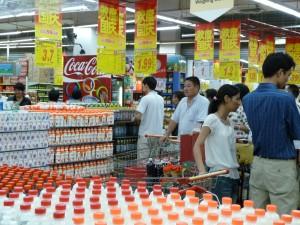 Nach Melamin der neue Skandal um Lebensmittelsicherheit in China - Wieder ist es die Milch