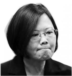 Tsai Ying-wen - die Verliererin der Wahlen in Taiwan