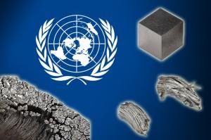Wiki Commons Collage - Seltene Erde UN VN WTO China Vereinte Nationen Welthandelsorganisation