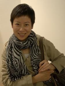 Chinas Star-Bloggerin Liu Yu