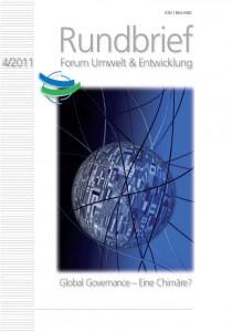 Titelseite der Ausgabe 4/2011 des Rundbriefs