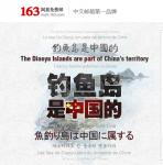 Der Konflikt um die Diaoyu Inseln: Auch die bekannte chinesische Webseite 163.com nahm deutlich Stellung. ©Florian Jung