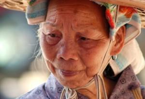 China – Eine stetig alternde Gesellschaft ©Gao