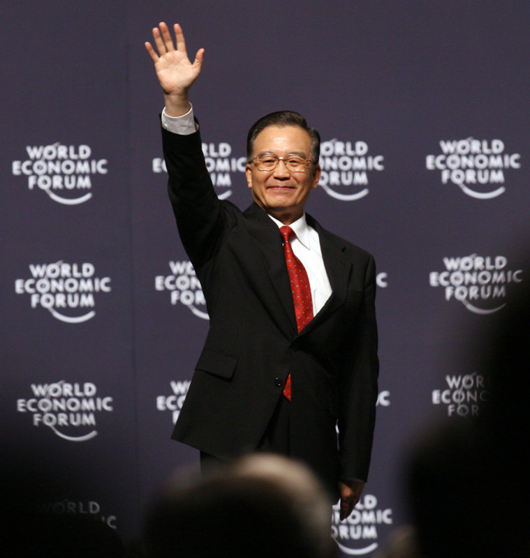 Wen Jiabao - Premier Minister der Herzen? 