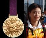 Was opfern chinesische Sportler für olympisches Gold? - Sportlerin Wu Minxia. ©Fabian Lübke