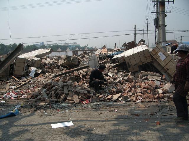 Können Katastrophen bei zukünftigen Erdbeben in China durch modernere Baustandards verhindert werden? Pixabay