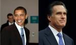 Barack Obama und Mitt Romney. Wen würden die Chinesen wählen? © Malwack via Wikimedia Commons