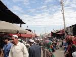 Uighuren auf dem Markt in Hotan. ©Gesa Stupperich