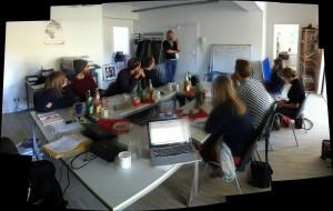 Wir suchen neue AutorInnen! - Das SAC - Team bei der letzten Fortbildung in Köln. ©O.L. Radtke