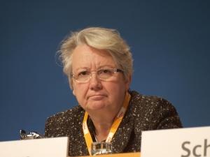 Annette Schavan (WikiCommons)