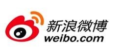 Offizielles Logo von Sina-Weibo © Screenshot by Oliver Poettgen