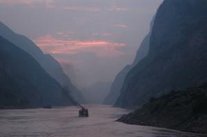 Der Jangzi – Der längste Fluss Asiens © Wikipedia