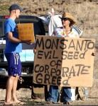Weltweite Proteste gegen Lebensmittelkonzern Monsanto © Viriditas, Wikimedia Commons