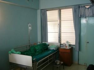 Zwangseinweisung geistig gesunder Menschen in Psychiatrien ist seit Jahren ein Problem in China - das neue Gesetz soll diese Willkür verhindern © Wikimedia Commons