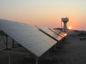 Solarpanele: Bald wieder vorwiegend aus europäischer Produktion? © Wikimedia Commons, GbbIT