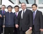 2012 fand Chen Guangcheng Zuflucht in der Pekinger US-Botschaft © U.S. Department of State, Wikimedia Commons.