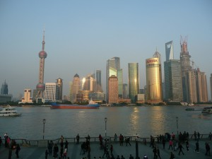 Pudong - Shanghais Wirtschafts- und Finanzzentrum © Daniel Soesanto