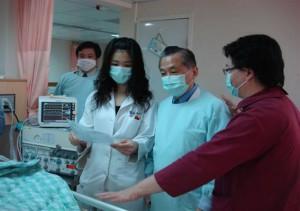 Auch Ärzte haben es in China nicht leicht © Jackhsiao via Wikimedia Commons