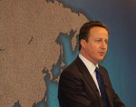 China im Rücken – David Cameron © Chatham House via Wikimedia Commons