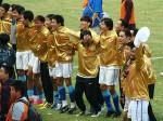 Die Mannschaft des Guangzhou Evergrande spielte im Halbfinale der Klub-WM gegen Bayern München. © Alexchen4836, via Wikimedia Commons