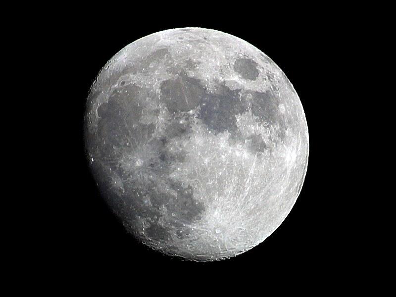 Mitte Dezember 2013 landete die erste chinesische Mondfähre © OldakQuill, via Wikimedia Commons