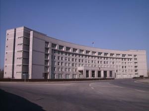 Verwaltungsgebäude in China