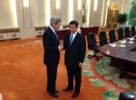 Xi und Kerry