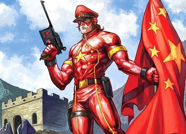 Captain China_Interview_1 (Excel Comics)