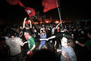 Midi Rock Festival in Zhenjiang