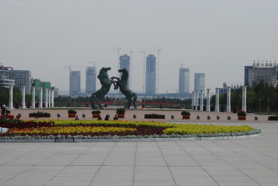 Ordos A Maior Cidade Fantasma Chinesa Citiestips Com
