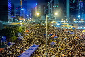 Studentenbewegung Hongkong