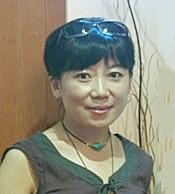 Die tibetische Autorin Tsering Woeser © Zhang Ming (VOA), via Wikipedia