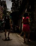 Entführte Kinder werden auch in die Prostitution verkauft. Foto: Lei Han via Flickr.