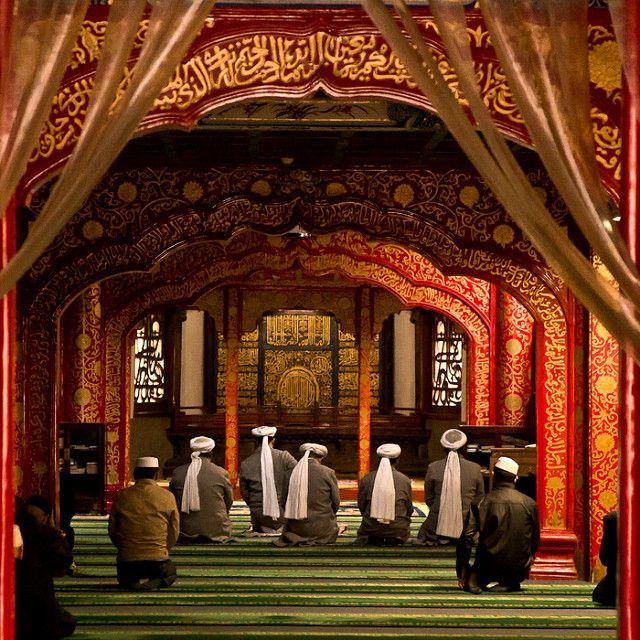 In einer Pekinger Moschee. © Kevin Schoenmakers via Flickr.