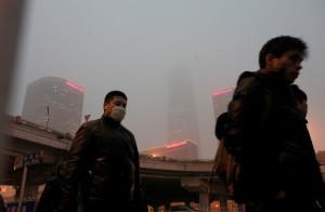 Wenn sich die Luftverschmutzung in Peking verschlimmert, wird es für die Bewohner der Stadt zunehmend ungemütlich. © Steven Zhang via Flickr
