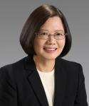 Taiwans Präsidentin Tsai Ing-wen. Foto: via Wikipedia.