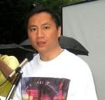 Wang Dan auf einer Veranstaltung zum 20. Jahrestages des Tiananmen-Massakers. Foto: Prince Roy