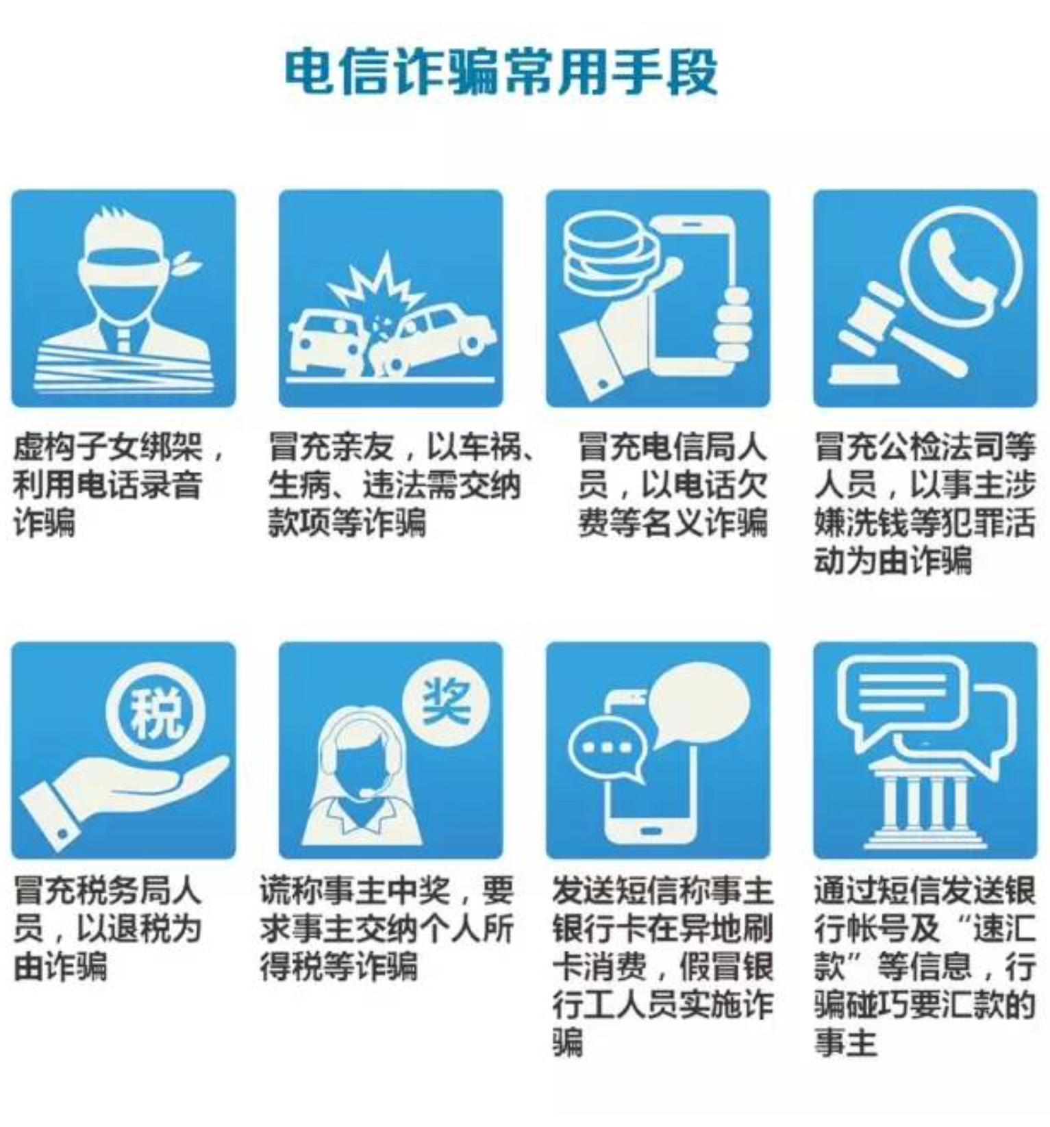 Staatsfernsehen CCTV informiert über gängige Betrugsmaschen, um das Bewusstsein der Bürger zu schärfen. Screenshot von CCTV.