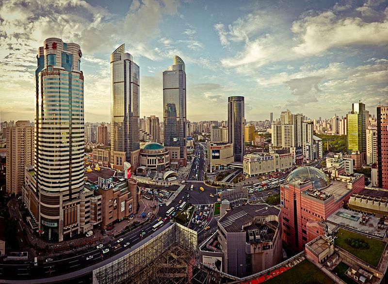 Shanghai. Foto: Ricky via Wikipedia.