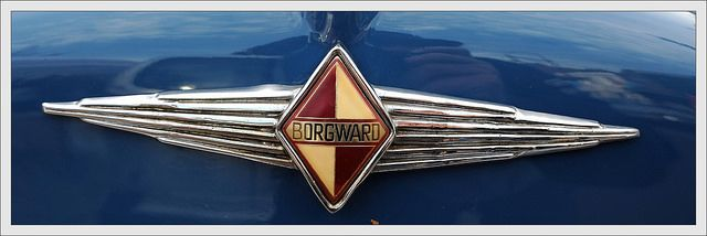 Altes Logo der Marke Borgward; Foto von Ruud Onos via Flickr Creative Commons. http://tinyurl.com/lrbmpqr