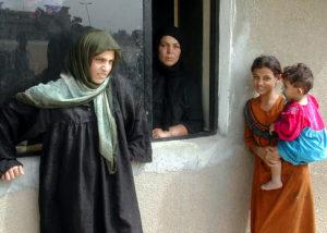 Flüchtlinge aus dem Irak. © James Gordon via Wikipedia (https://goo.gl/kMjVL1)