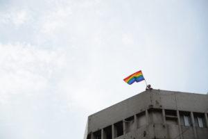 In Taiwan gibt es schon seit den 90er Jahren eine starke LGBT-Bewegung. (c) Demian&Jules from Taiwan, tinyurl.com/y6b8zl9w