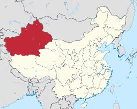 Xinjiang am westlichen Rand Chinas ©Philip McMaster